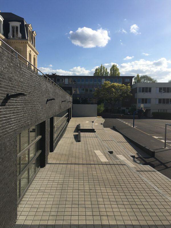 Extension du restaurant scolaire de l'Institution Jeanne d'Arc