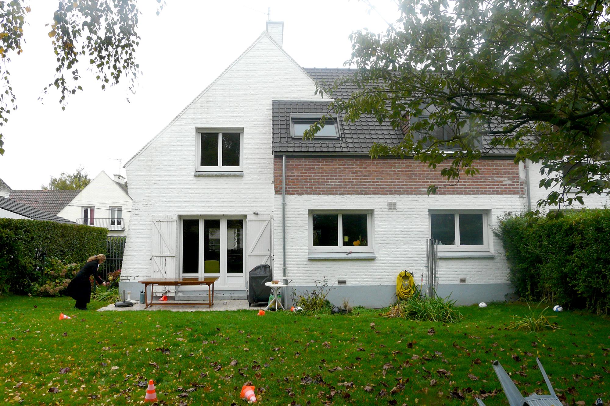 Extension d une maison individuelle marcq en baroeul for Projet extension