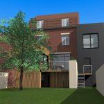 Extension d'une maison individuelle à Linselles