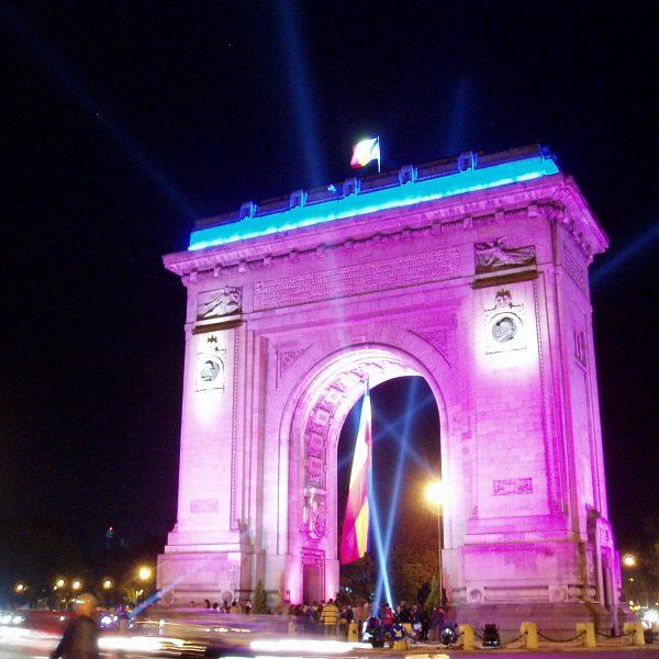Arc de triomphe Bucarest