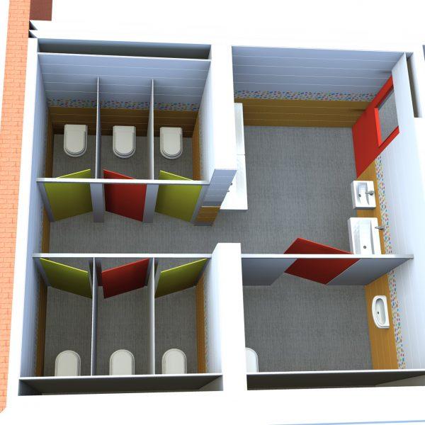 WC école primaire