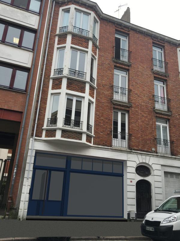 Aménagement des locaux de Mon P'tit depanneur à Lille