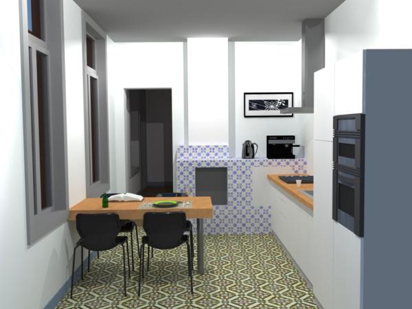 Projets de réaménagements intérieurs
